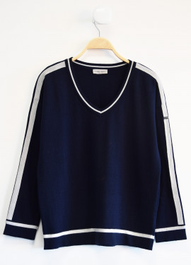 Biologic cotton pullover - 95€