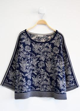 Jacquard pullover