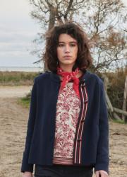 Milano knit jacket