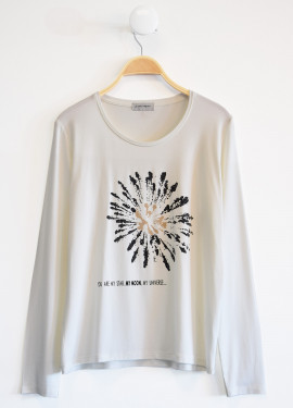 Long sleeves tee-shirt