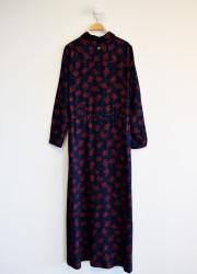 Poppy long dress