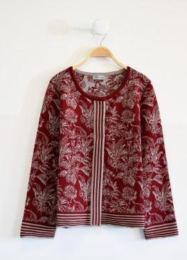 Jacquard waistcoat