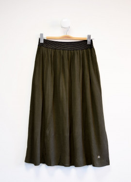 Midday skirt in crepons