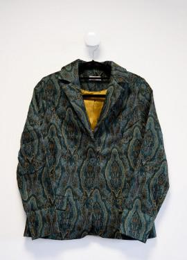 Blazer jacket with...