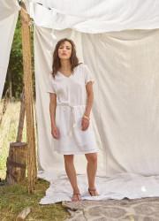 Light short dress