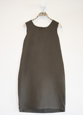Plain ball dress