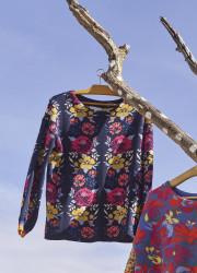 Exclusive jacquard sweater