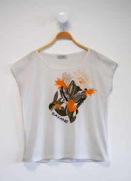"""T-shirt """"Savane"""" drawing"""