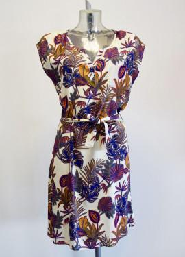 """""""Jungle"""" Pattern Dress"""